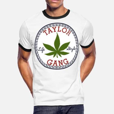 Taylor Taylor Gang Lifestyle - stayflyclothing.com - Men's Ringer T-Shirt