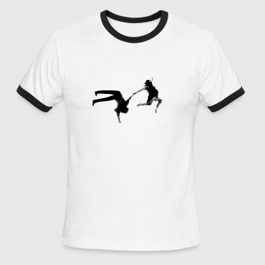 Body Move Physio- u. Ergotherapie - Men's Ringer T-Shirt