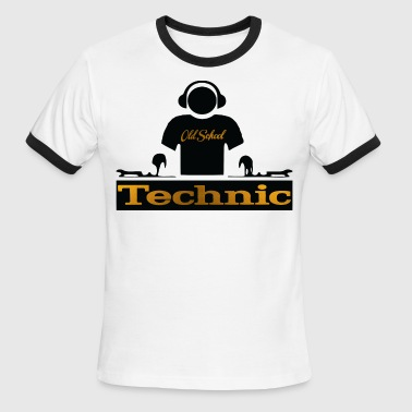 High Fidelity golden technic - Men's Ringer T-Shirt