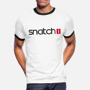 Snatched Snatch - Men's Ringer T-Shirt