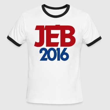 Jeb 2016 jeb bush election - Men's Ringer T-Shirt