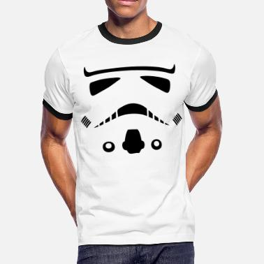 Clone Trooper trooper - Men's Ringer T-Shirt