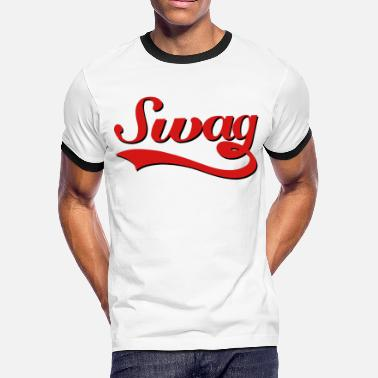 Dope-swag Team Swag - Men's Ringer T-Shirt