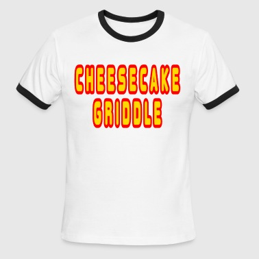 Cheesecake Griddle - Men's Ringer T-Shirt