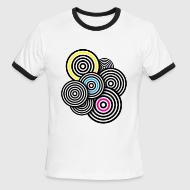 Circular - Men's Ringer T-Shirt
