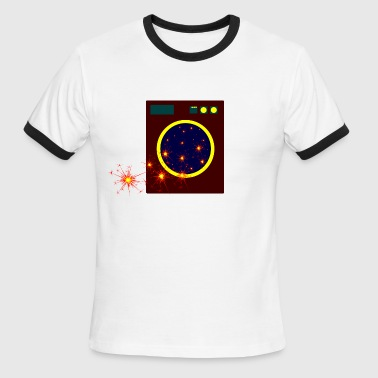 Outer Space Music Outer Space Festival - Men's Ringer T-Shirt