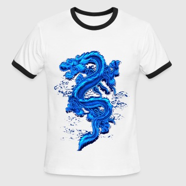 dragin design - Men's Ringer T-Shirt