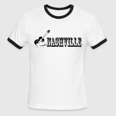 Nashville - Men's Ringer T-Shirt