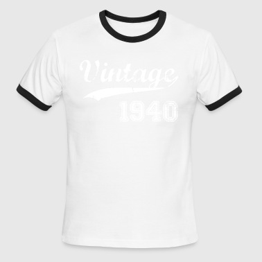1940 - Men's Ringer T-Shirt