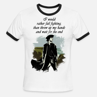 Poldark Ross Poldark Quote - Men's Ringer T-Shirt