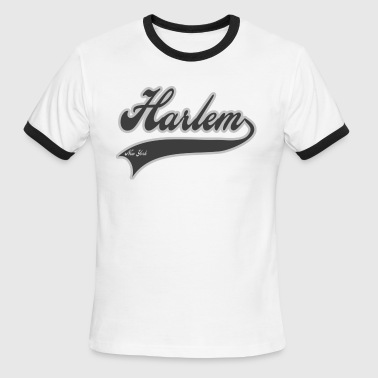 harlem new york - Men's Ringer T-Shirt