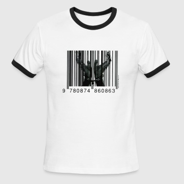 Chained By Capitalism - Men's Ringer T-Shirt