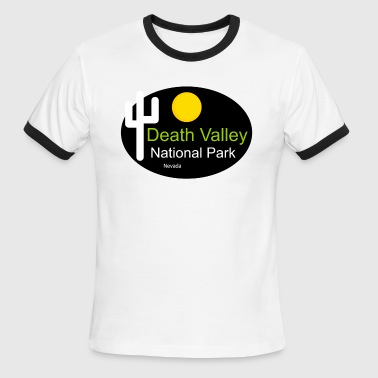 death valley national park Nevada t shirt - Men's Ringer T-Shirt