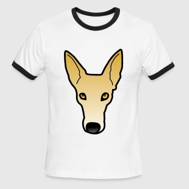 Podenco - Men's Ringer T-Shirt