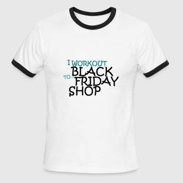 BLACK FRIDAY - Men's Ringer T-Shirt