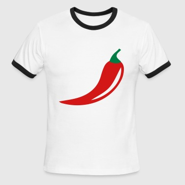 Chilis chili - Men's Ringer T-Shirt