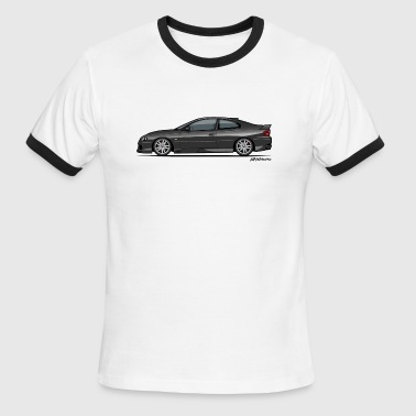 Holden Monaro HSV GTO (V2) Black - Men's Ringer T-Shirt