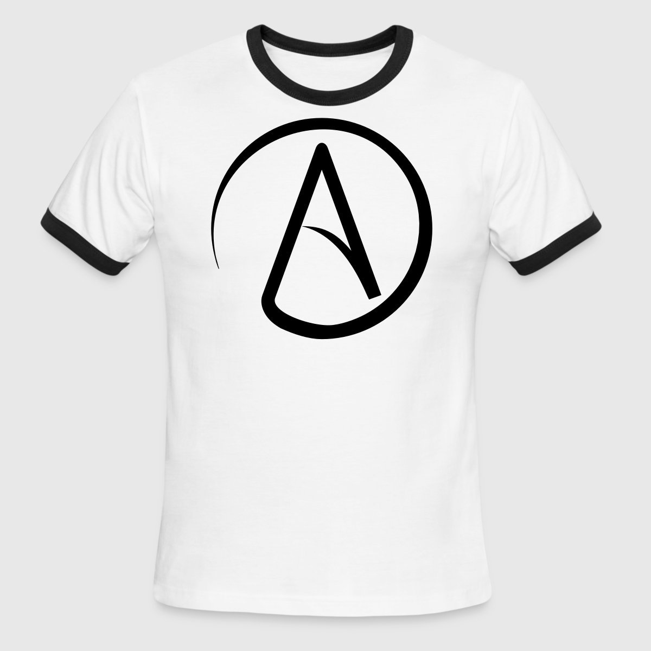 Atheist Symbol T Shirt