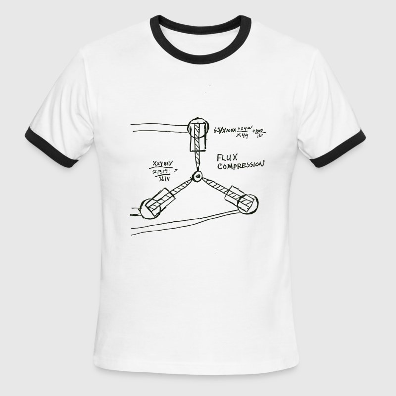 Original Flux Capacitor  - Men's Ringer T-Shirt