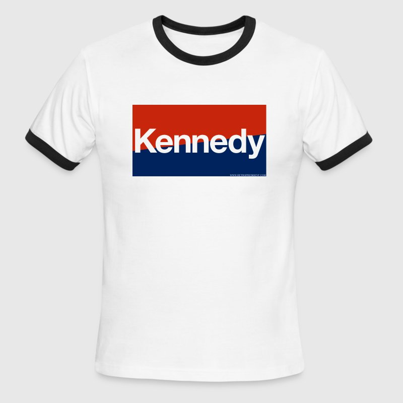 RFK 1968 - Men's Ringer T-Shirt