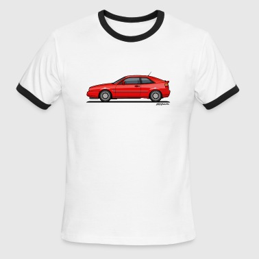 Corrado G60 Red - Men's Ringer T-Shirt
