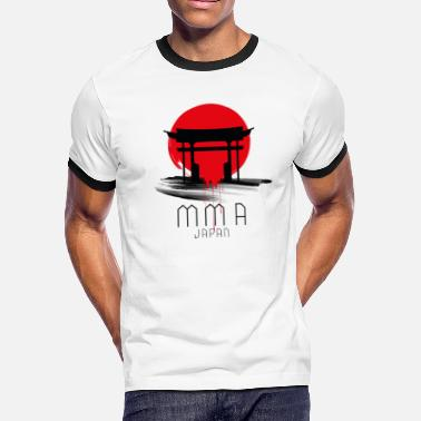 Mma MMA JAPAN - Men's Ringer T-Shirt