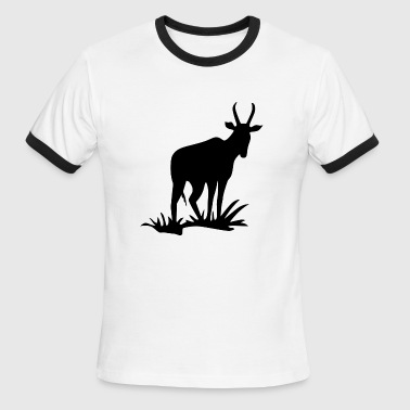 Antelopes antelope - Men's Ringer T-Shirt