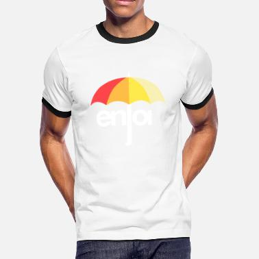 Enjoi Enjoi Umbrella - Men's Ringer T-Shirt