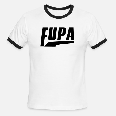 Tyra FUPA - Men's Ringer T-Shirt