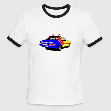 Interceptor - Men's Ringer T-Shirt
