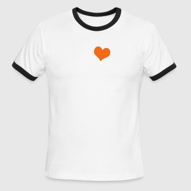 I Love Tall Girls I Love Tall Girls - Men's Ringer T-Shirt