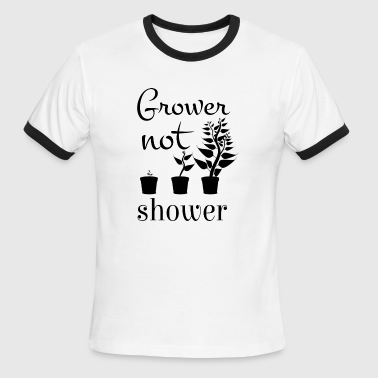 Growers Grower - Men's Ringer T-Shirt
