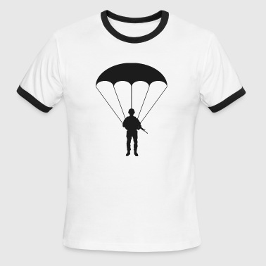 paratrooper - Men's Ringer T-Shirt