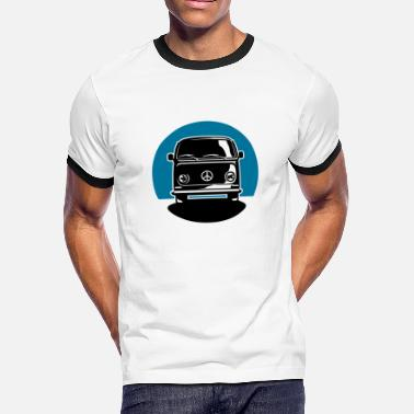 T2 T2 Bus - Bullirider (only) - Men's Ringer T-Shirt