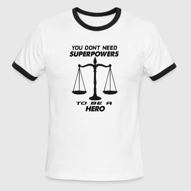 you dont need - Men's Ringer T-Shirt
