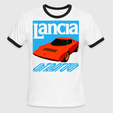 stratos  - Men's Ringer T-Shirt