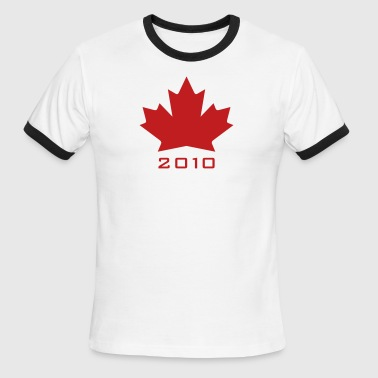 Team Canada - Men's Ringer T-Shirt