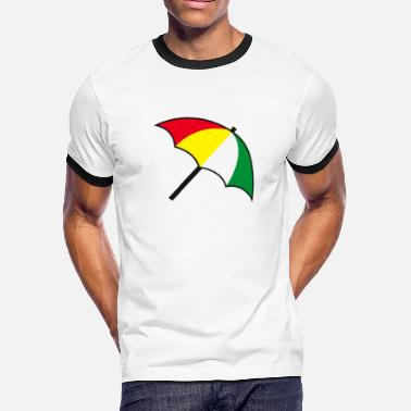 Umbrella umbrella - Men's Ringer T-Shirt