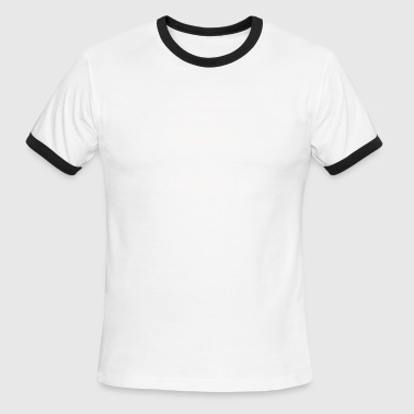 New Taildragger pilot Like a normal but way cooler - Men's Ringer T-Shirt