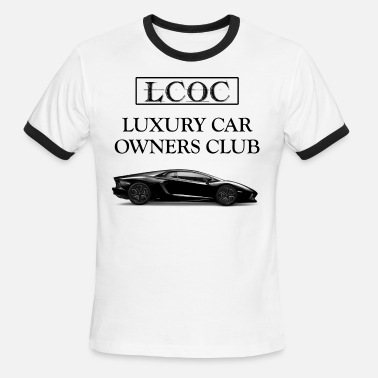 Luxury Luxury Car Owners Club .1 - Men's Ringer T-Shirt
