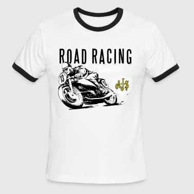 road racing shirt - Men's Ringer T-Shirt