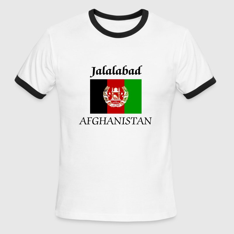 Kingdom of Afghanistan - Men's Ringer T-Shirt