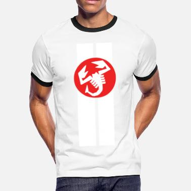 Simca scorpion shirt - Men's Ringer T-Shirt