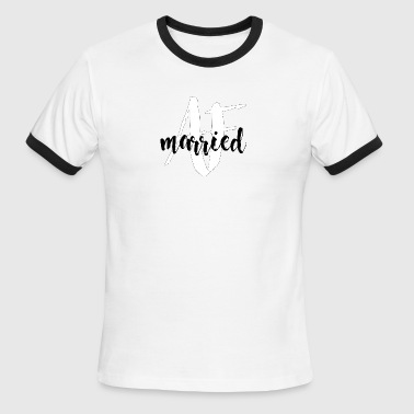 Fucked Married Married AF - Men's Ringer T-Shirt