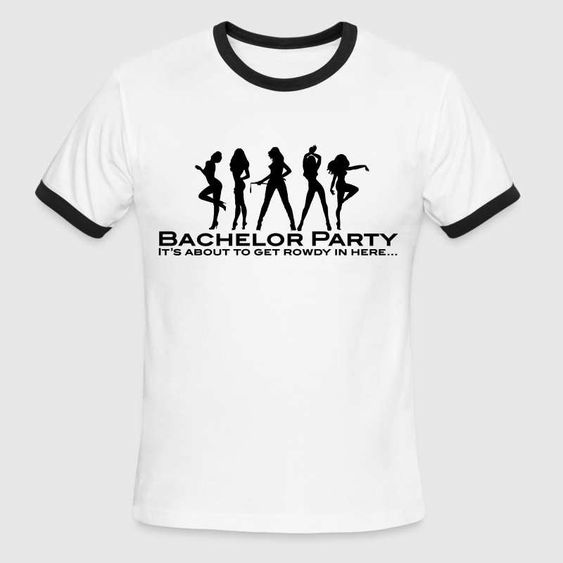 Bachelor Party - Men's Ringer T-Shirt