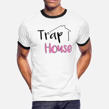 96a6967447f Gucci Inspired Trap House inspired by 2 Chainz. - Men  39 s Ringer. Men s  Ringer T-Shirt.