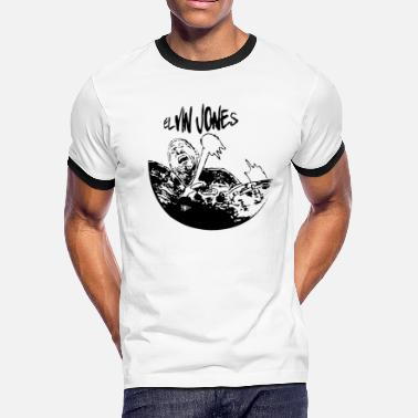Elvin Elvin Jones - Men's Ringer T-Shirt