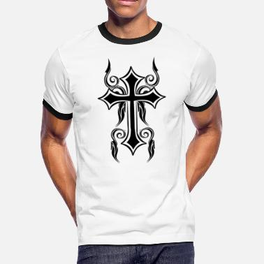 Catholic Clothes Catholic Shirt - Men's Ringer T-Shirt