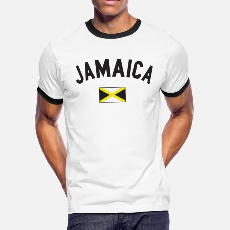 0f3e723aa Shop Jamaican Jamaica Clothing T-Shirts online