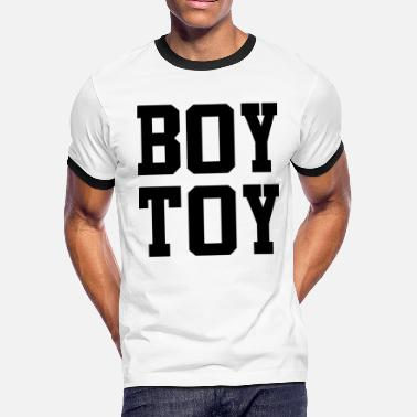 Toy Boy Toy - Men's Ringer T-Shirt